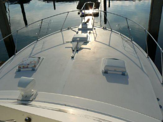 Bertram Convertible - Forward Deck