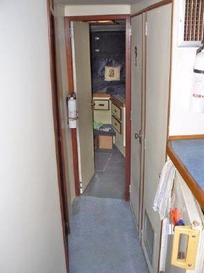 Bertram Convertible - Hallway