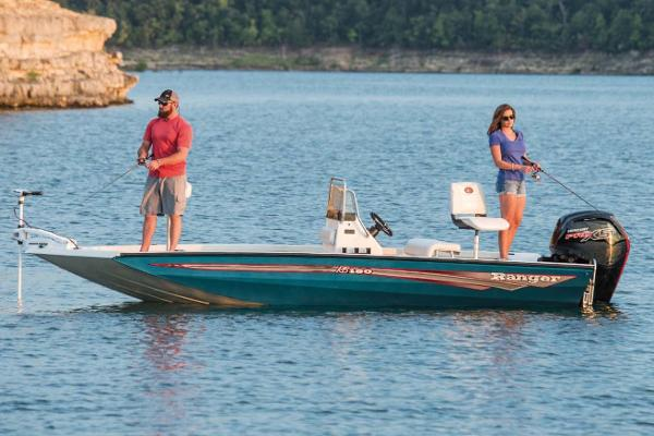 2019 Ranger Boats boat for sale, model of the boat is RB190 Bay & Image # 8 of 21
