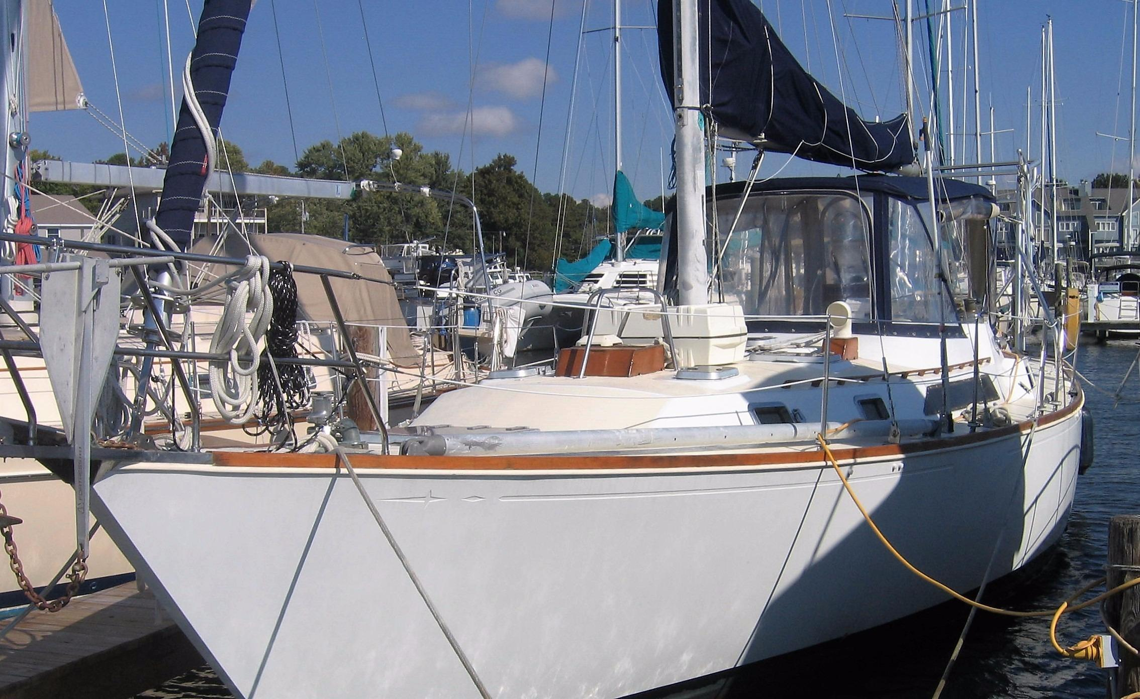 Bow & Foredeck