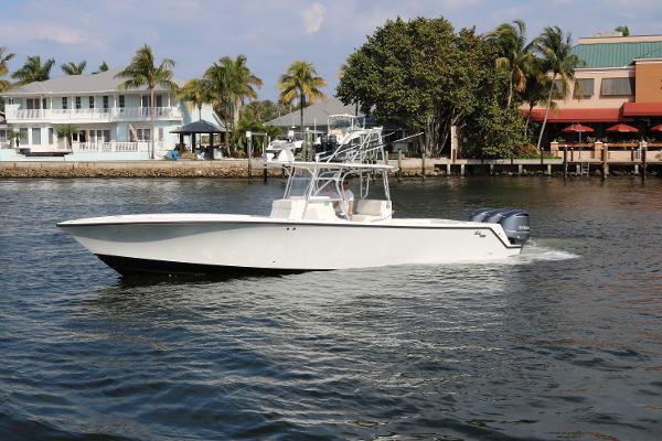 2013 39' SeaVee 39 OPEN