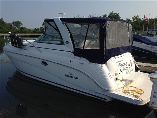 2007 RINKER 320 EXPRESS CRUISER for sale