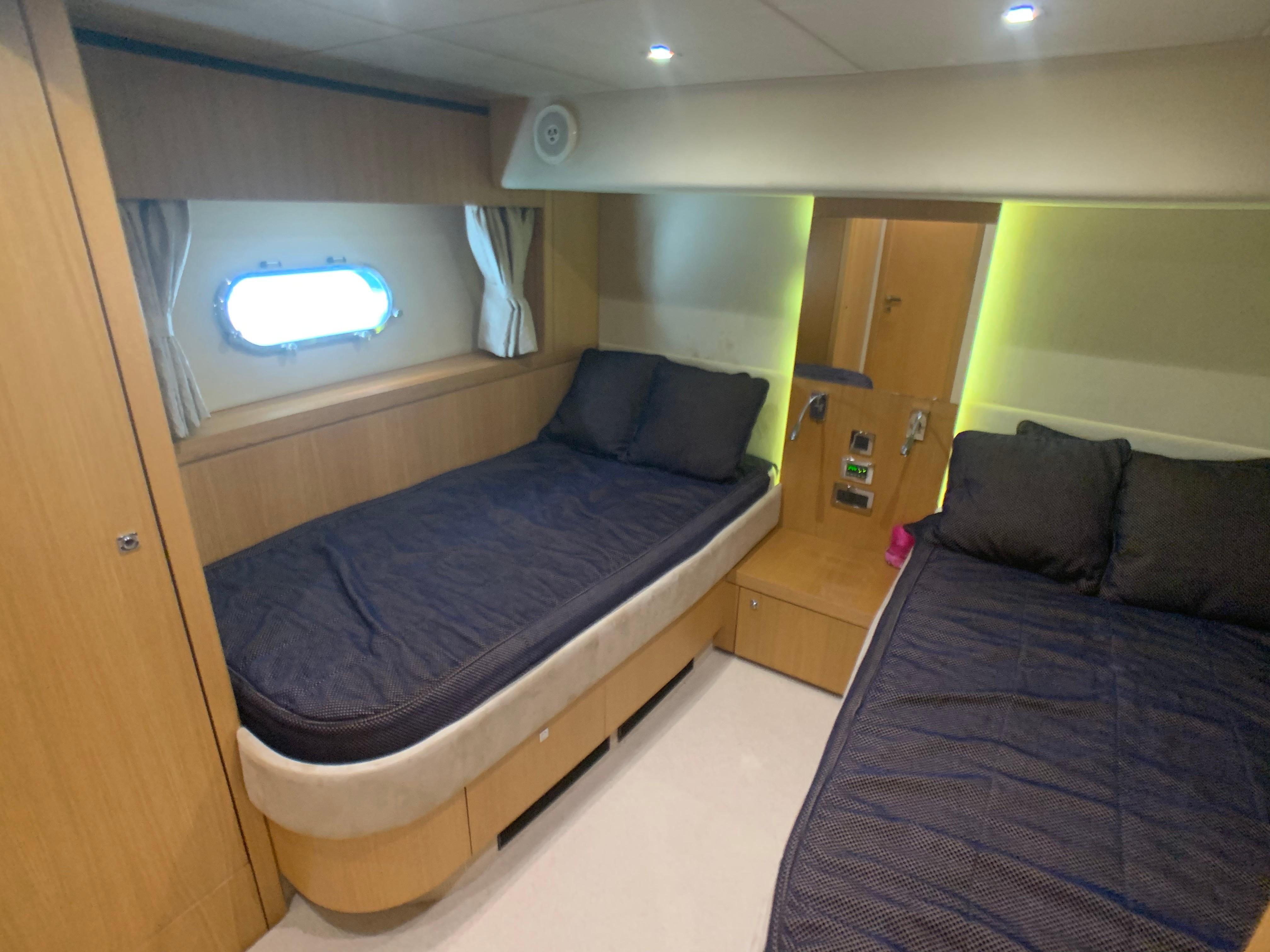 Manhattan 73 - Guest Cabin