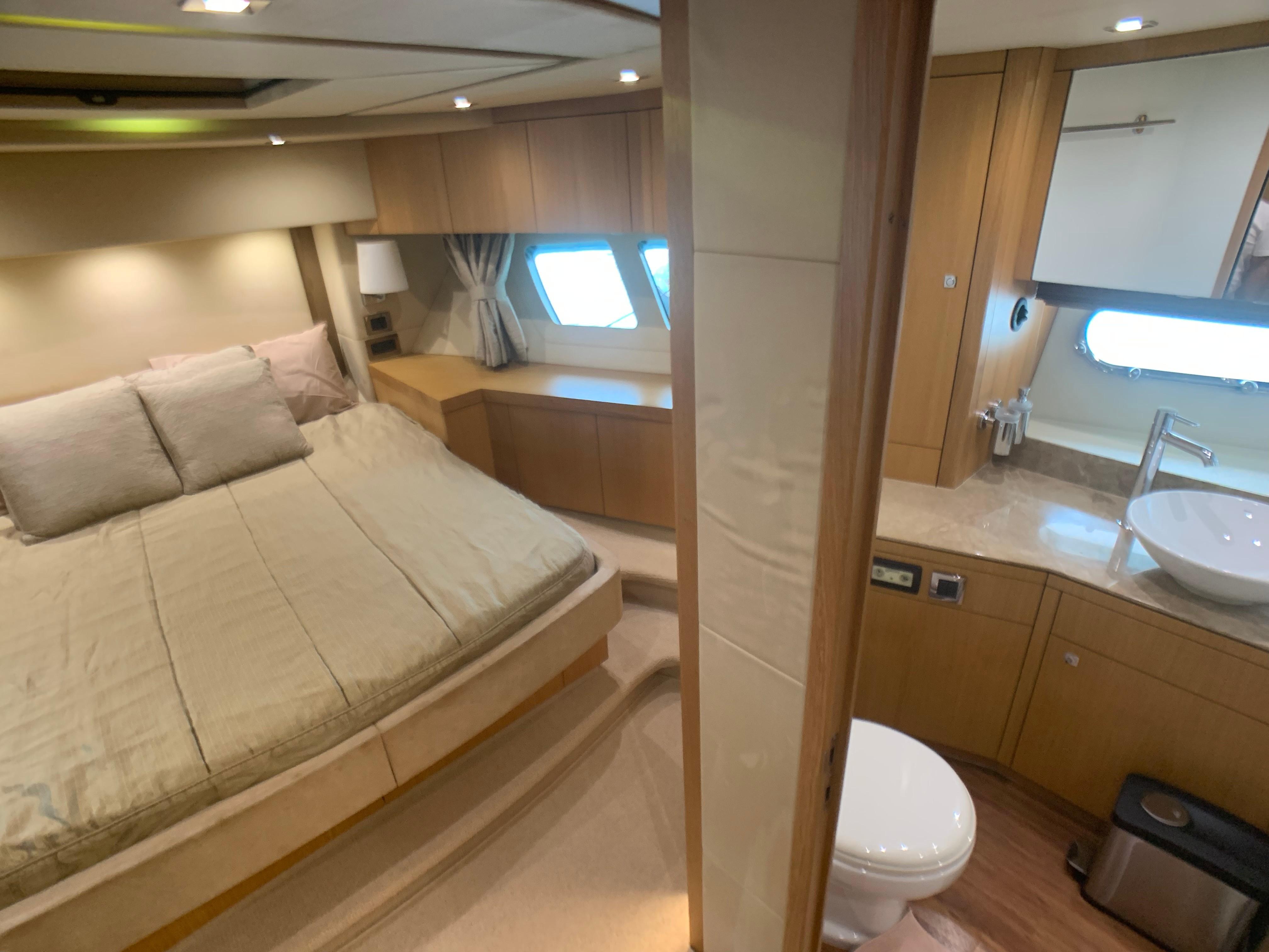 Manhattan 73 - VIP Cabin