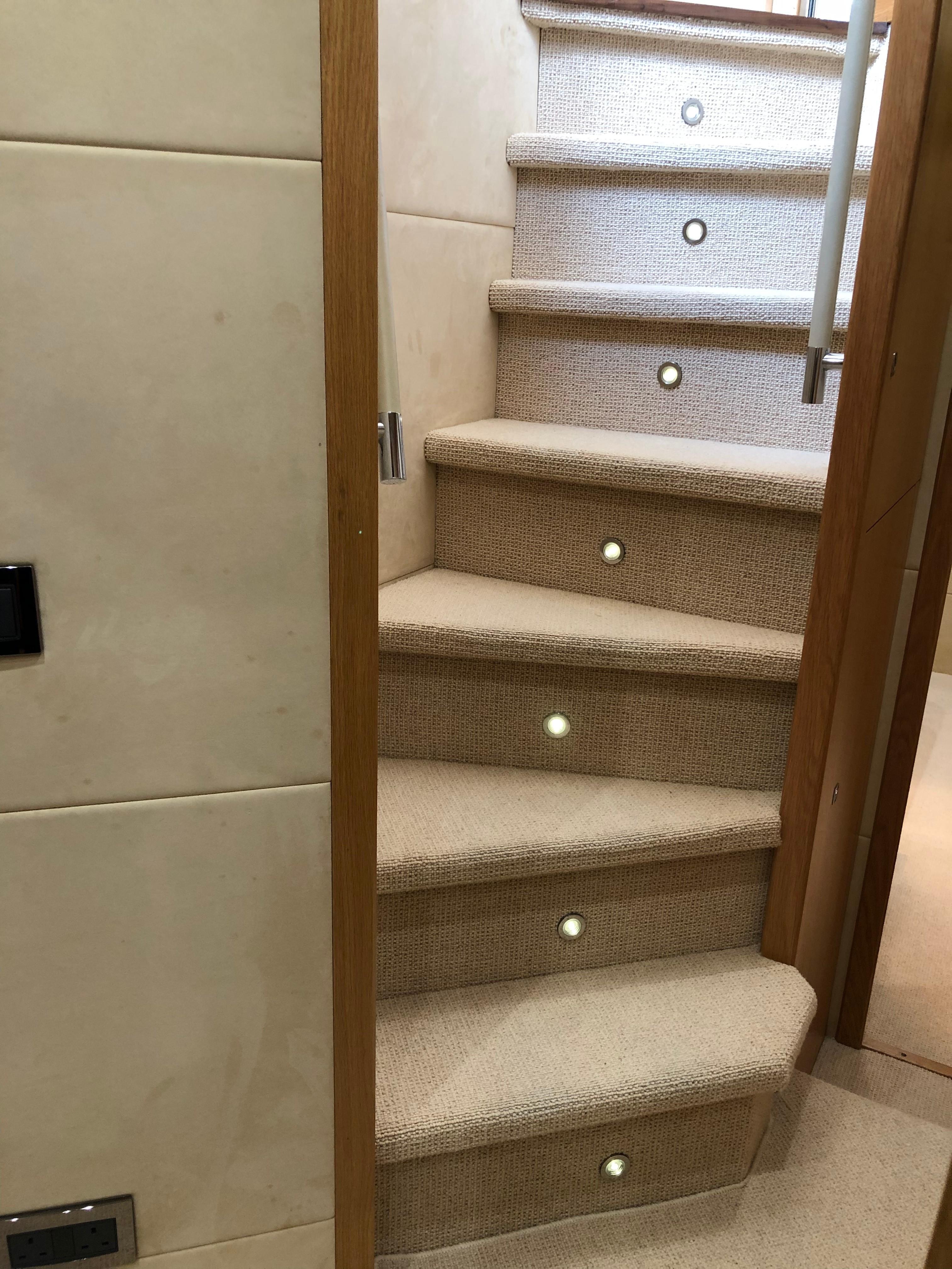 Manhattan 73 - Stairway Detail