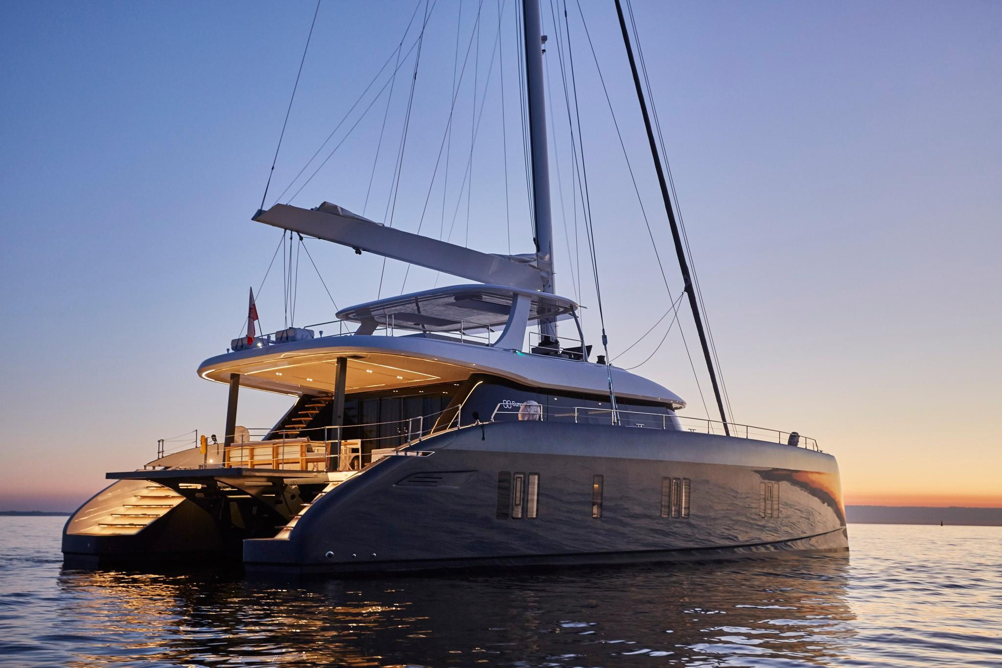 Sunreef 80 Sailing | MultiYB - Multihull Yacht Brokerage