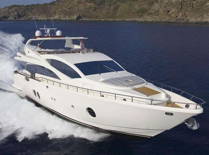 85' Aicon Motor Yacht ORA O MAI PIU
