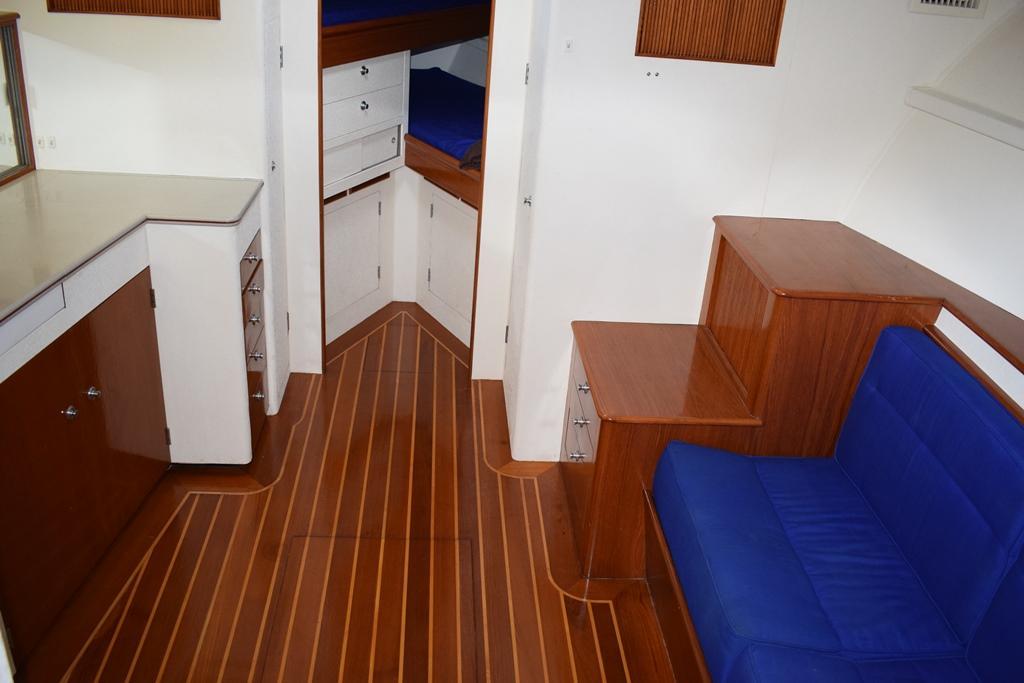 Cabin-Forward View