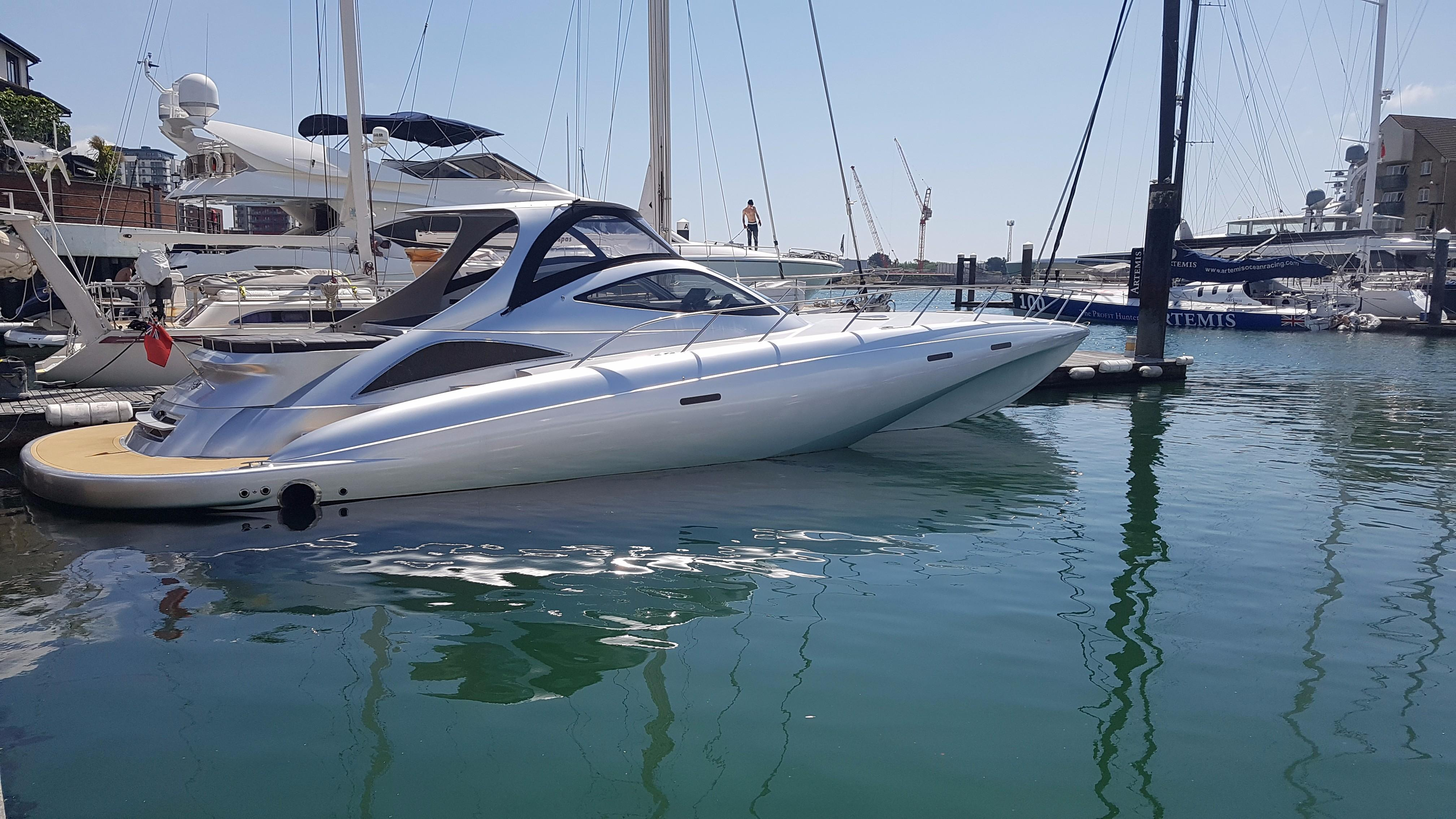 2007 50 85 ft Yacht For Sale | Allied Marine