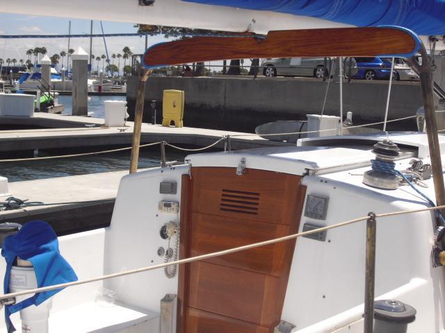 44' Lapworth Sloop 1962 | Seacoast Yachts