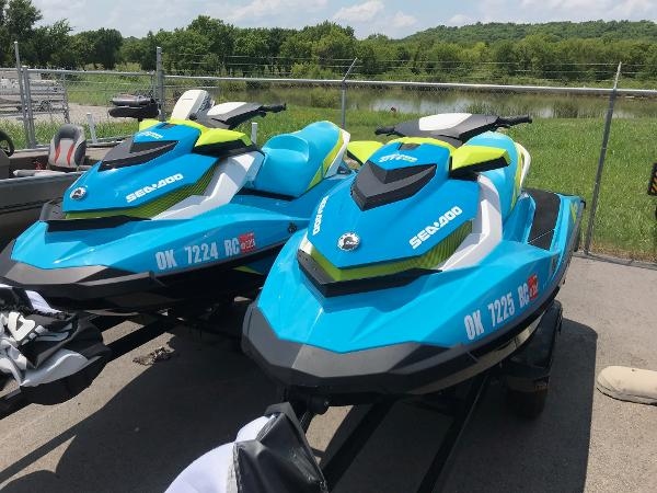 2016 Sea Doo PWC boat for sale, model of the boat is GTI 130 & Image # 2 of 13