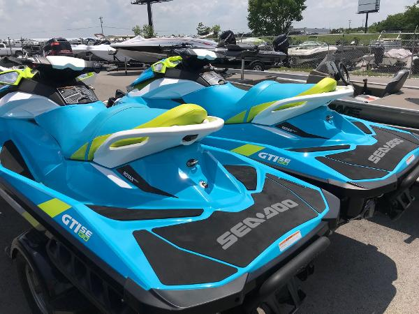 2016 Sea Doo PWC boat for sale, model of the boat is GTI 130 & Image # 4 of 13