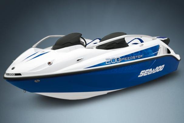 2008 Sea Doo Sportboat boat for sale, model of the boat is 200 Speedster & Image # 2 of 17