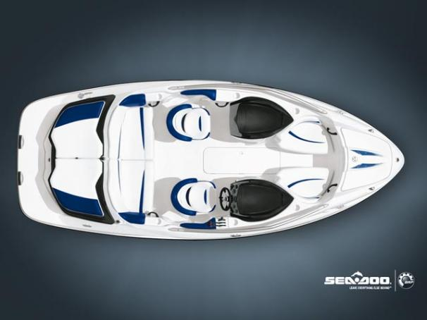 2008 Sea Doo Sportboat boat for sale, model of the boat is 200 Speedster & Image # 17 of 17