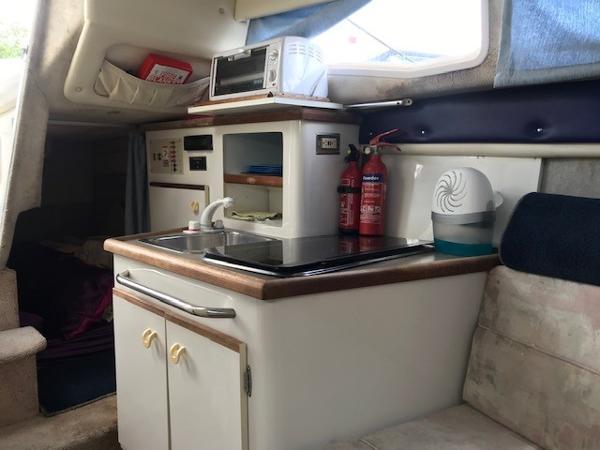 1996 Bayliner 2655 Ciera