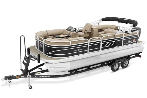 2020 SUN TRACKER PARTY BARGE® 22 RF DLX for sale