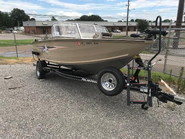 2015 POLAR KRAFT FRONTIER 179 WT for sale