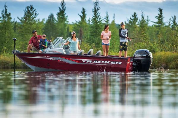 2018 Tracker Boats boat for sale, model of the boat is Targa V-18 Combo & Image # 2 of 59