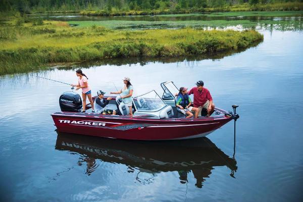2018 Tracker Boats boat for sale, model of the boat is Targa V-18 Combo & Image # 5 of 59
