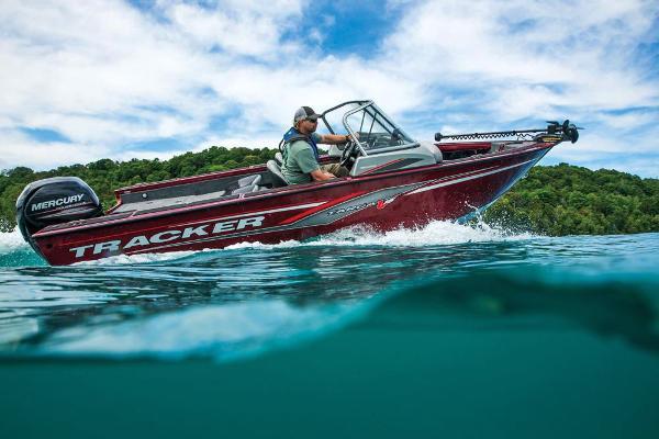 2018 Tracker Boats boat for sale, model of the boat is Targa V-18 Combo & Image # 6 of 59