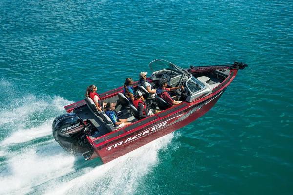 2018 Tracker Boats boat for sale, model of the boat is Targa V-18 Combo & Image # 7 of 59