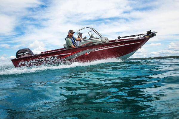 2018 Tracker Boats boat for sale, model of the boat is Targa V-18 Combo & Image # 8 of 59
