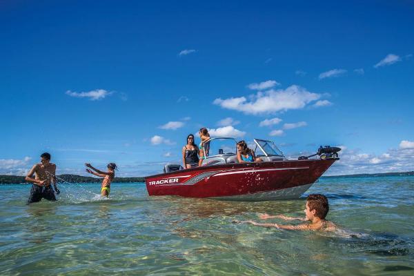 2018 Tracker Boats boat for sale, model of the boat is Targa V-18 Combo & Image # 9 of 59