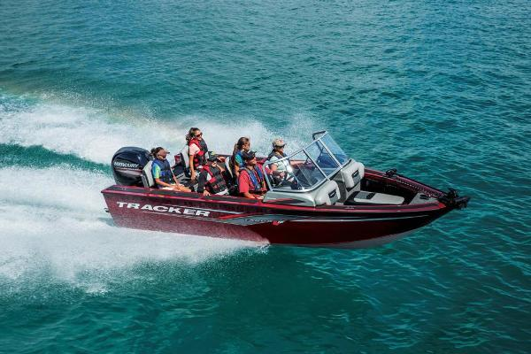 2018 Tracker Boats boat for sale, model of the boat is Targa V-18 Combo & Image # 10 of 59