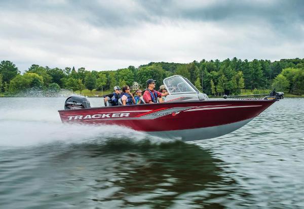 2018 Tracker Boats boat for sale, model of the boat is Targa V-18 Combo & Image # 12 of 59