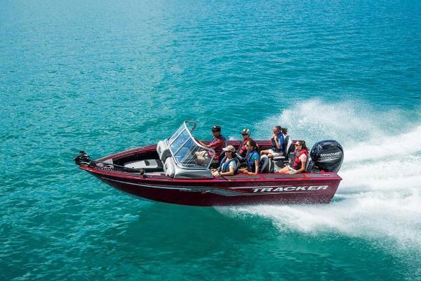 2018 Tracker Boats boat for sale, model of the boat is Targa V-18 Combo & Image # 13 of 59