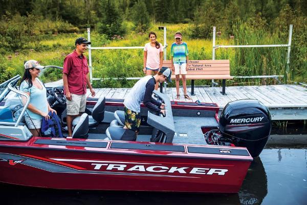 2018 Tracker Boats boat for sale, model of the boat is Targa V-18 Combo & Image # 55 of 59