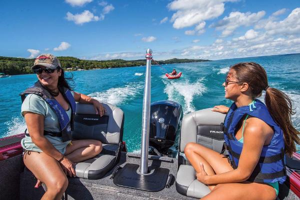 2018 Tracker Boats boat for sale, model of the boat is Targa V-18 Combo & Image # 58 of 59