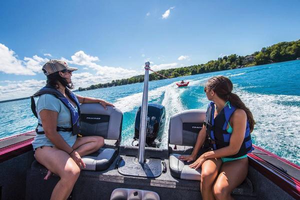 2018 Tracker Boats boat for sale, model of the boat is Targa V-18 Combo & Image # 59 of 59