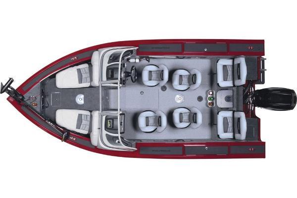 2018 Tracker Boats boat for sale, model of the boat is Targa V-18 Combo & Image # 17 of 59