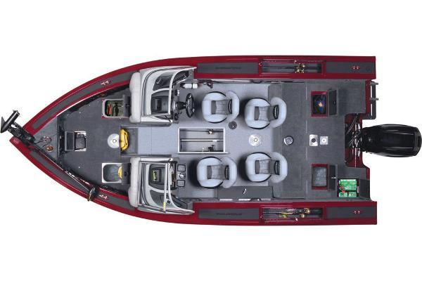2018 Tracker Boats boat for sale, model of the boat is Targa V-18 Combo & Image # 16 of 59
