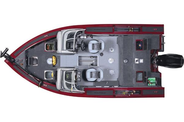 2018 Tracker Boats boat for sale, model of the boat is Targa V-18 Combo & Image # 15 of 59