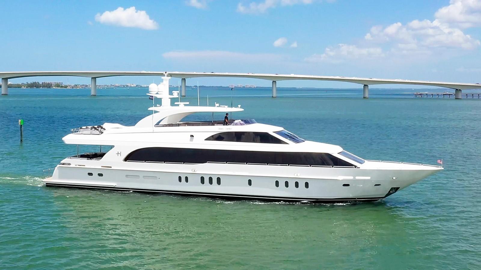 125 Hargrave Team Galati 2013 Sarasota | Denison Yacht Sales