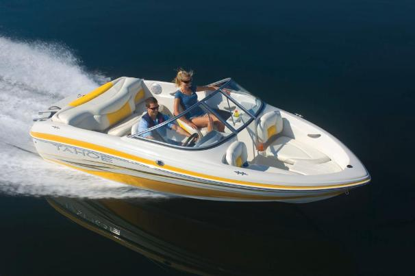 2011 Tahoe boat for sale, model of the boat is Q4 SS & Image # 2 of 16