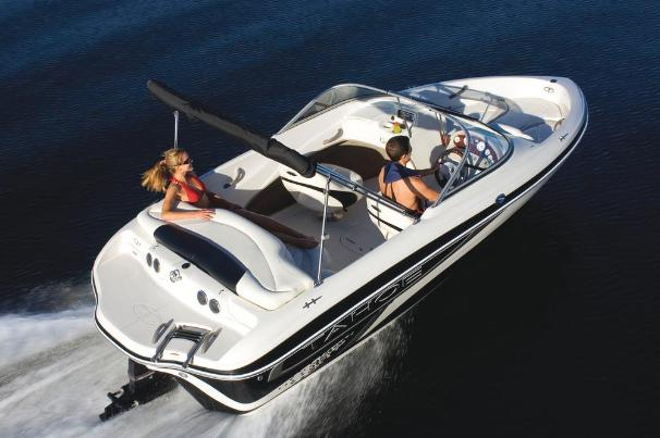 2011 Tahoe boat for sale, model of the boat is Q4 SS & Image # 4 of 16