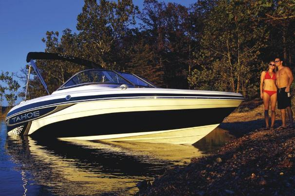 2011 Tahoe boat for sale, model of the boat is Q4 SS & Image # 5 of 16