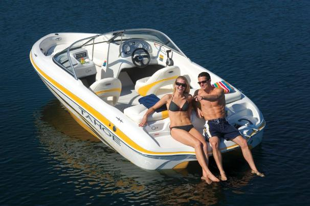2011 Tahoe boat for sale, model of the boat is Q4 SS & Image # 7 of 16