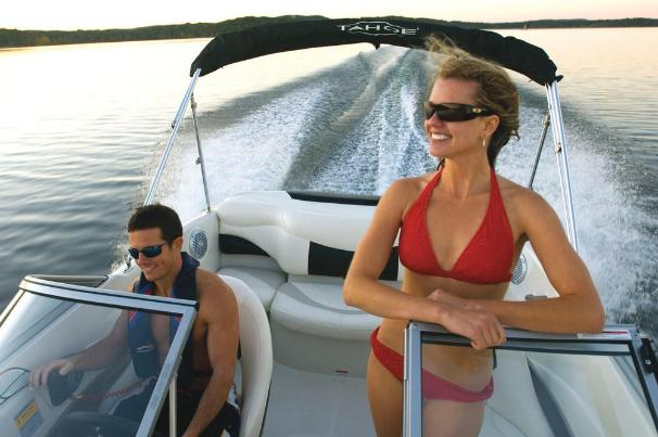 2011 Tahoe boat for sale, model of the boat is Q4 SS & Image # 15 of 16