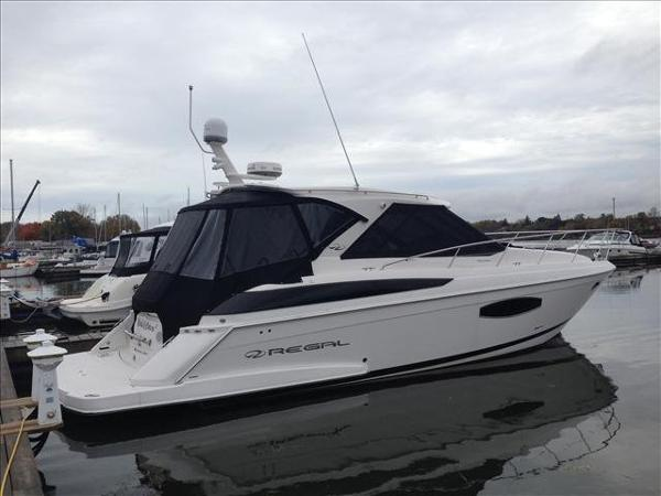 For Sale: 2015 Regal 42 Sport Coupe 42.33ft<br/>Pride Marine - Ottawa