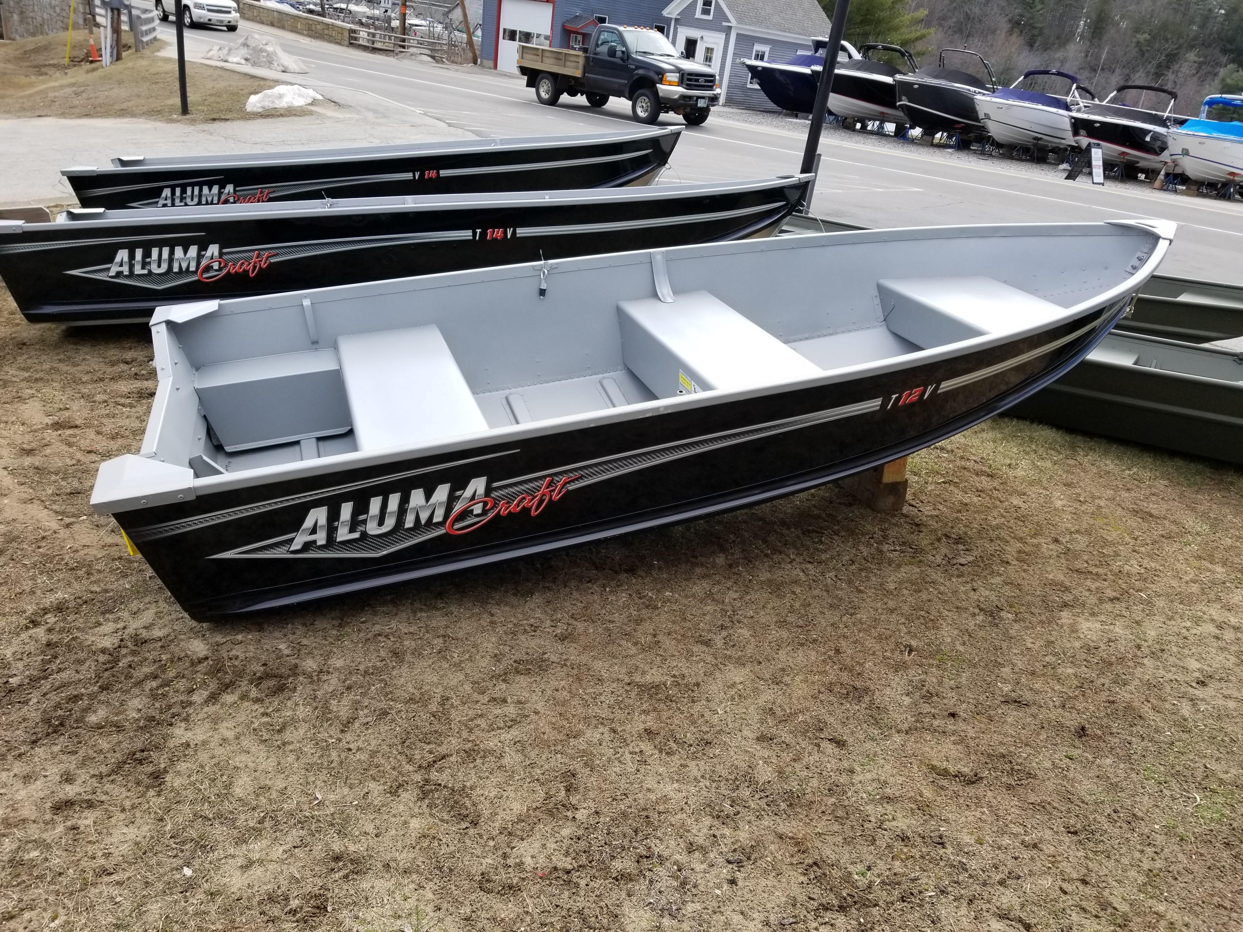 2017 ALUMACRAFT T12V for sale