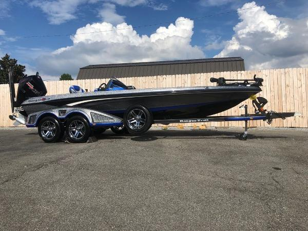2021 Ranger Boats boat for sale, model of the boat is Z521L Ranger Cup & Image # 1 of 28