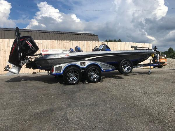 2021 Ranger Boats boat for sale, model of the boat is Z521L Ranger Cup & Image # 4 of 28