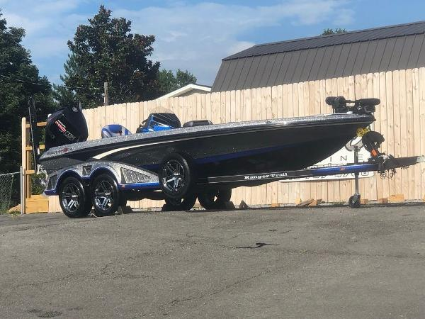 2021 Ranger Boats boat for sale, model of the boat is Z521L Ranger Cup & Image # 19 of 28