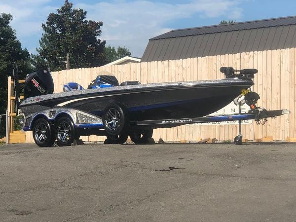 2021 Ranger Boats boat for sale, model of the boat is Z521L Ranger Cup & Image # 25 of 28
