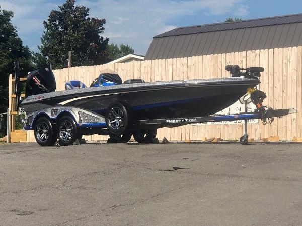 2021 Ranger Boats boat for sale, model of the boat is Z521L Ranger Cup & Image # 28 of 28