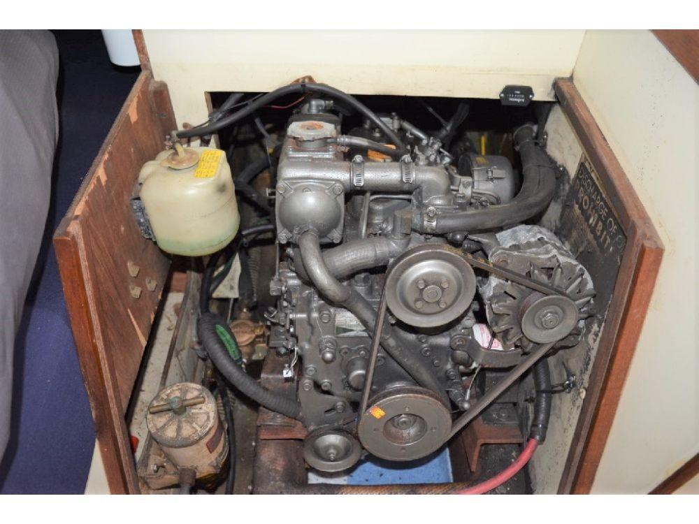 Pearson 303 Sloop - Yanmar Engine